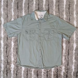 FADED GLORY 100% Cotton Cargo Top